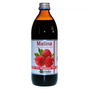 SOK Z MALIN 100% 500ml EkaMedica